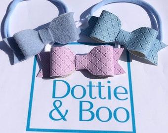 Set of 3 Bonnie Bows