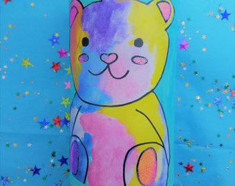 Monty Pen The Boreal bear