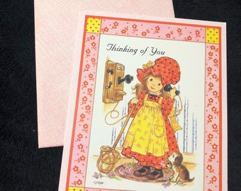 1990 Thinking of You Card