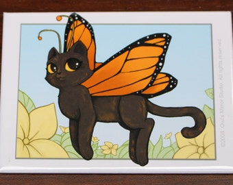 Catterfly - Butterfly Cat