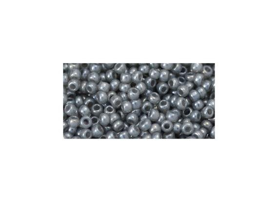 TOHO TR-11-150 - 11/0 Ceylon Smoke  Seed Bead 5gm