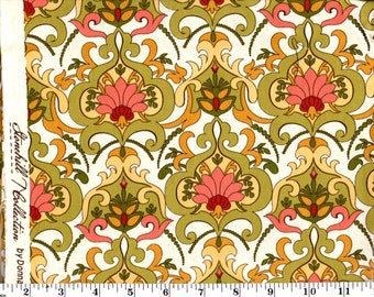 1 yard, Stonehill by Donna Walker for Fabric Traditions Damask