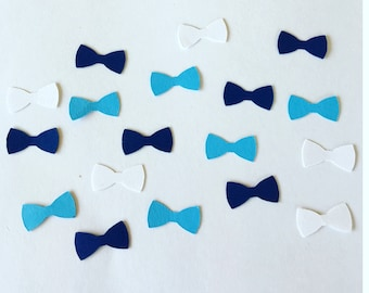 Little Man Baby Shower - Bow Tie Party - Bow Tie Baby Shower - Little Man Baby Shower - Little Man Cupcake Toppers - Bow Tie Party Decor