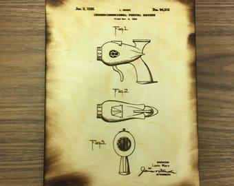 Interdimensional Portal Ray Gun