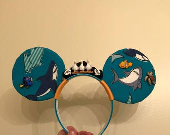 Finding Nemo Dizney Ears Headband