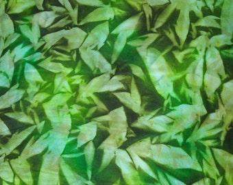 Benartex Jeweltone Bali Flannel; Cotton, 1/2 yd