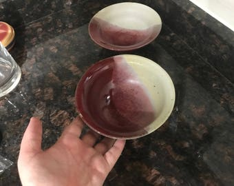 Two small side bowls