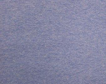 Jersey Uni-Blue Melange