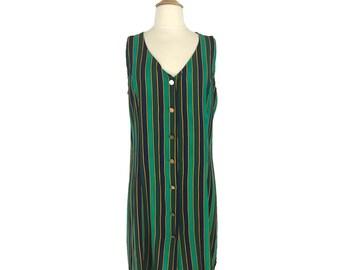 Handmade Striped Tunic