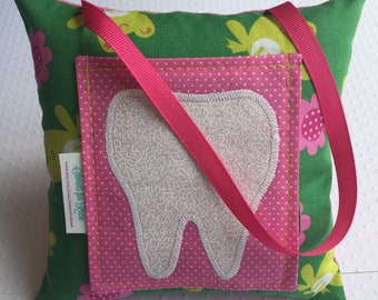 Tooth Fairy Pillow - Frogs