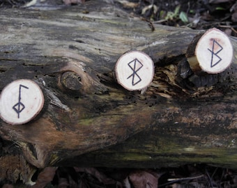 Nordic Healing, Health and Peace rune set