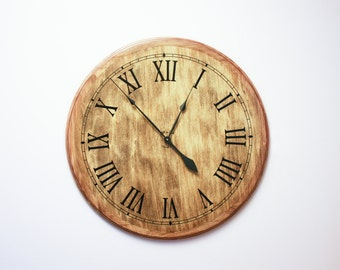 ReedMade Clock - Limited Edition #27