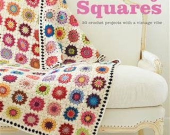 Granny Squares by Sue Pinner
