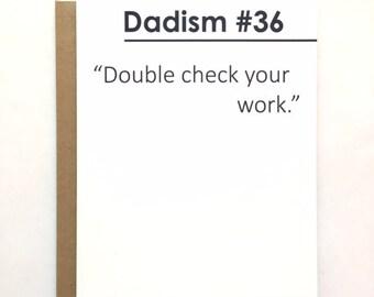 DADISM #36 - Birthday Card