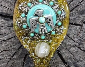 Aztec Pod Pendant