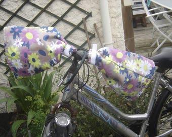 sleeves for winter to bike handlebars