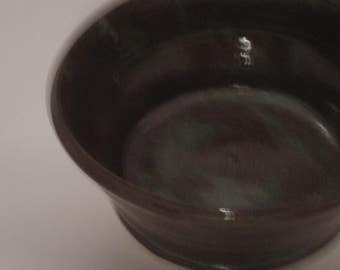 Hand Thrown Pottery Bowl