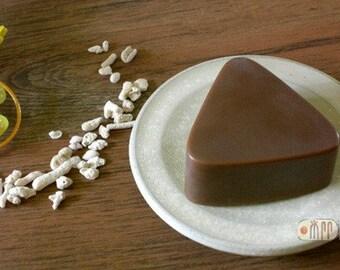 SoapRepublic 'Triangle Shape' Silicone Soap Mold