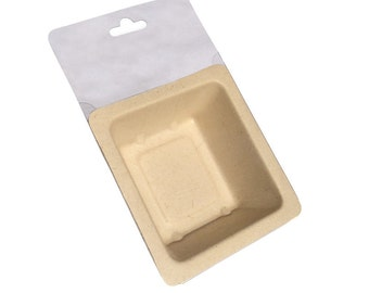 Eco Friendly Packaging (SMALL) - Natural Fiber & Recycled Plastic (HP-001)