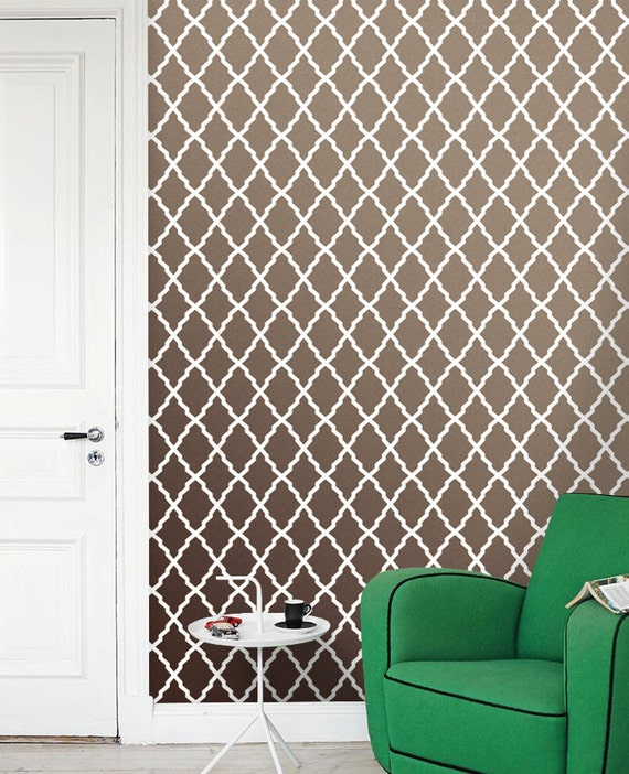 Patterns Self Adhesive Wallpaper Moroccan Removable