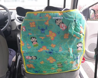 Lilo and Stitch car seat protection