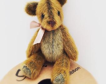 Blythe teddy bear epattern by Jenny Lee of jennylovesbenny artist bears