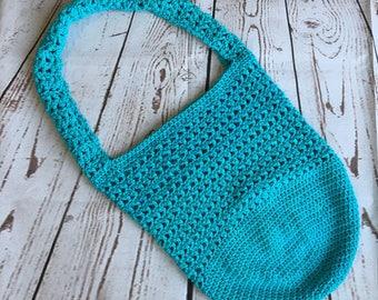 Crochet Bag - Market Bag - Tote Bag - Beach Bag - Shopping Bag - Large Bag - Summer Bag - Hand Bag - Purse - Crochet - Tote - Bag - Handbag