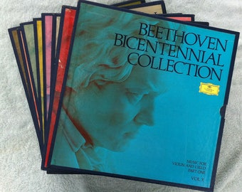Beethoven Bicentennial Collection Vols. X- XVII