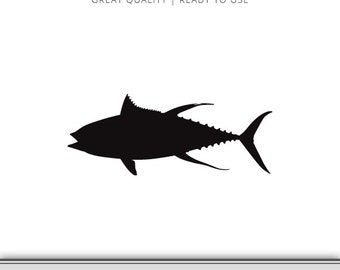 redfish silhouette saltwater fish red drum clip art rh etsy com