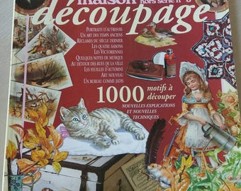 Marianne 1000 House Papercut DIY decoration