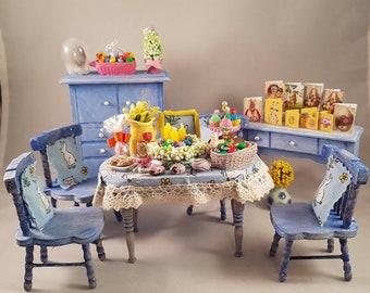 Miniature Easter Set