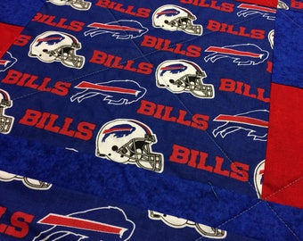 Buffalo Bills Quilt