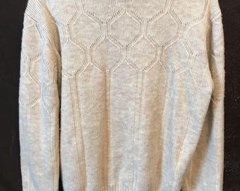 Richman Brothers vintage acrylic sweater medium