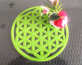 Flower of life, acrylic glass (1188)