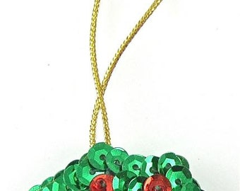 Wreath Christmas Ornament - JJX2872-box10