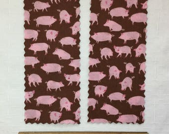 Just for the Love of Pigs Bookmarks set of 2