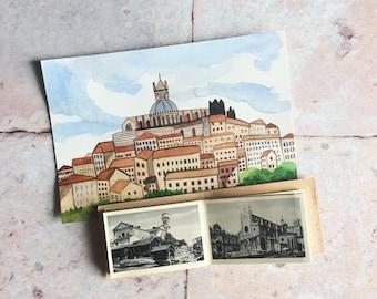 Siena Original Illustration