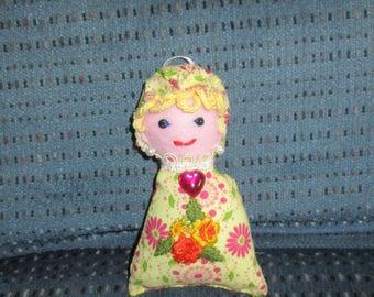 Cute Doll Ornament