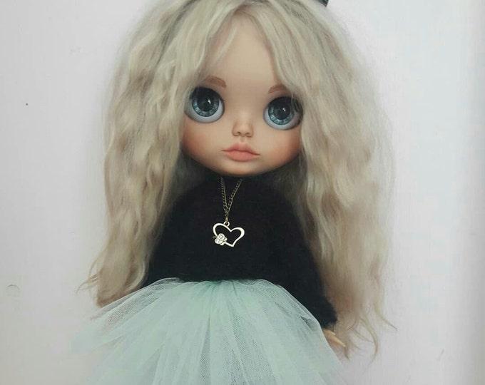Made to order. Blythe Doll custom blythe custom doll Blythe ooak-blythe custom ooak