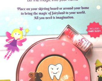 Personalised Tooth Fairydoor
