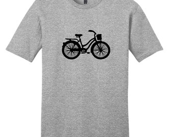 Vintage Cruiser Bike T-Shirt