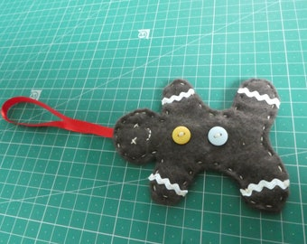 Christmas Decoration, Gingerbread man