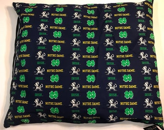Notre Dame HUGE Pet Bed-Notre Dame Dog Pillow Bed-Pets will love it