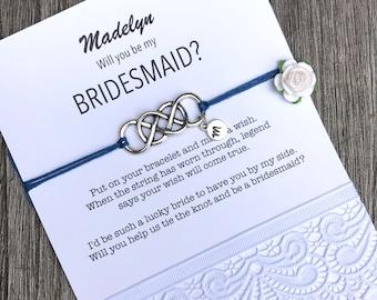 Bridesmaid invites Etsy