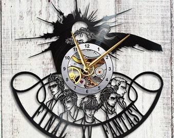 Final Fantasy XV Clock