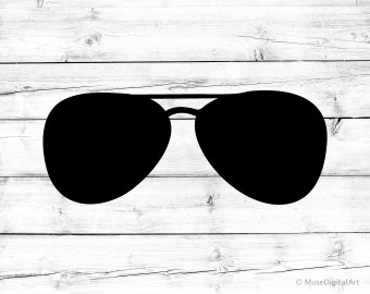Shades Svg Sunglasses Svg Aviator Sunglasses Svg Hipster Glasses Svg Boy Svg File for Cricut Svg Silhouette Sun Shades Svg Sunglasses Png