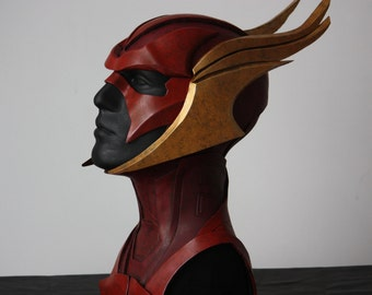 Flash Life-size bust