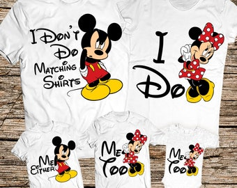 Disney family shirts etsy for Be creative or die shirt