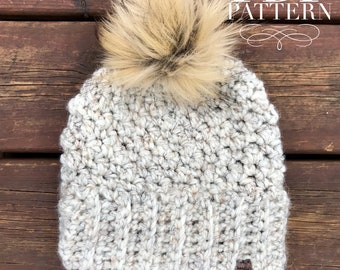 The Nor'Easter Double Brim Beanie Pattern