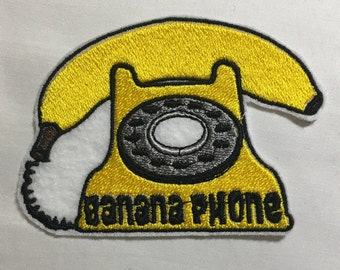 Banana Phone Patch